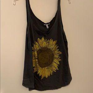 O'Neil sunflower Tank